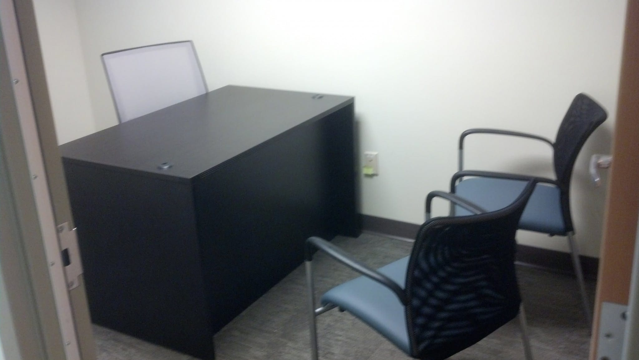 Office Furniture Installation At Surgery Center In Ocala Fl