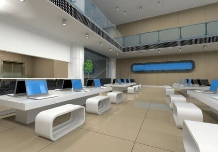 Building the Modern Office With Productivity and Connectivity in Mind