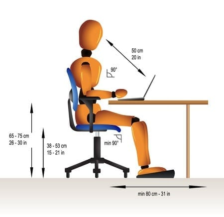 Ergonomic Office Furniture Is Where It's At