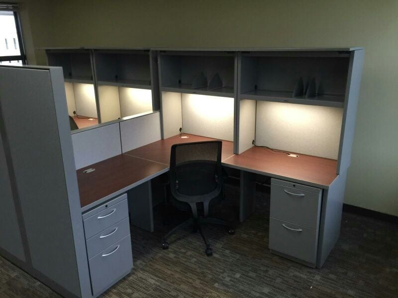 Office Furniture Installation At Starship Building 5422