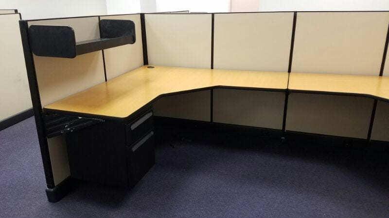 Office Furniture Installation At Laser Pegs Lakewood Ranch