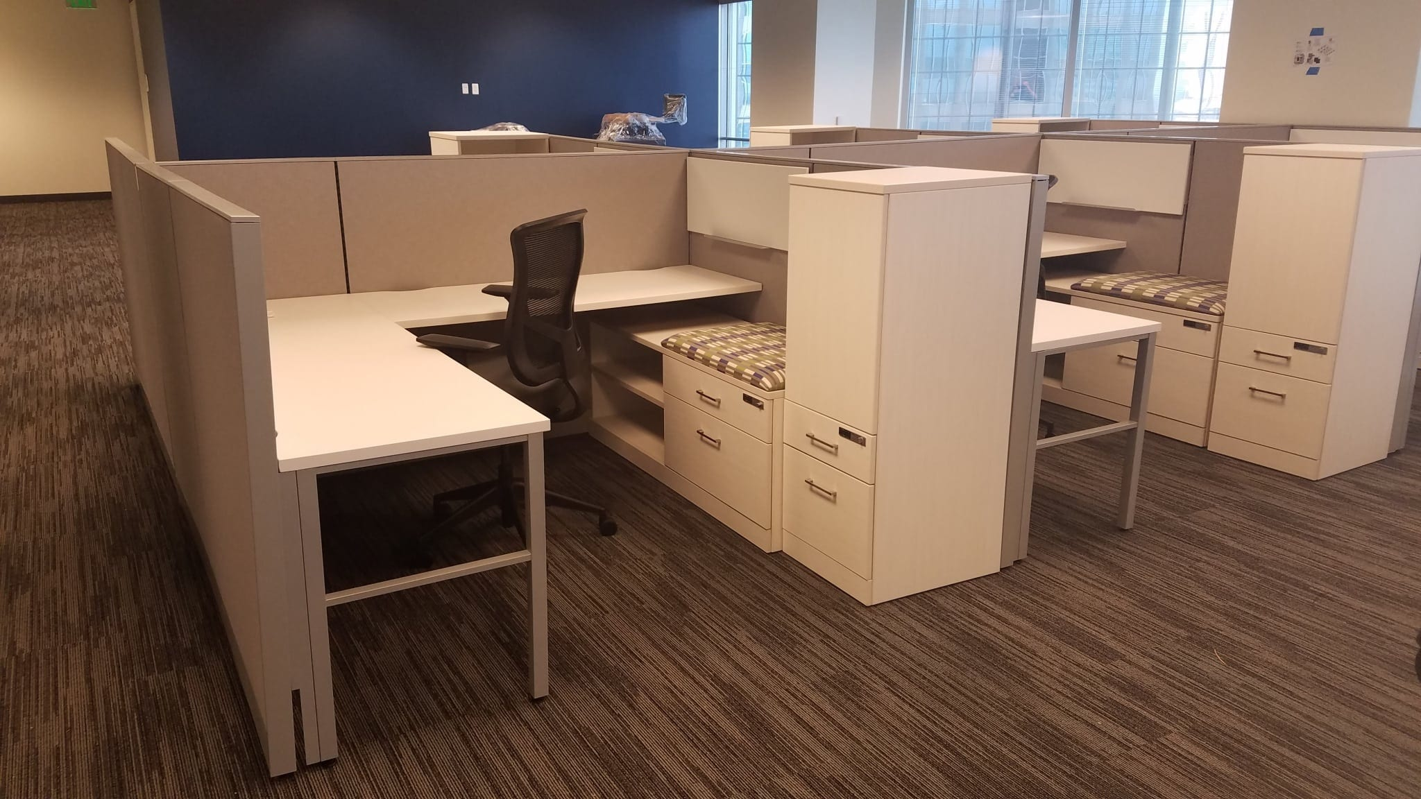 Office Furniture Installation By Quality Installers