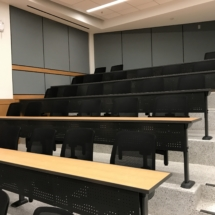 Fixed Seating Installation by Quality Installers.