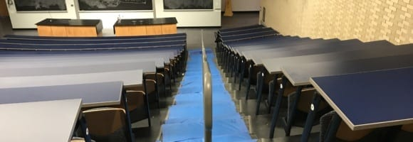 Fixed Seating Installation by Quality Installers