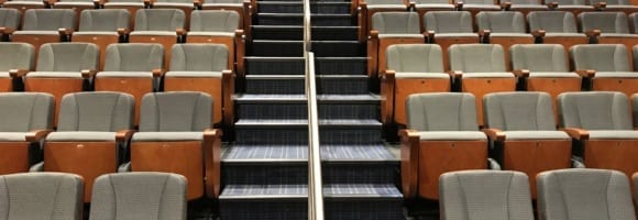Quality Installers: Fixed Seating Installation at Assumption College