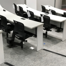 Fixed Seating and Table Installation at Aircraft Owners and Pilots Association