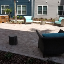 Furniture Installation at Haven 46 in Tampa Florida