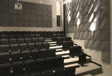 Fixed Seating Installation at Andromeda Academy-Long Island City, NY (2)