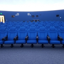 Fixed Seating Installation at US Air Force Academy-1
