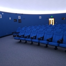 Fixed Seating Installation at US Air Force Academy-2