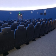 Fixed Seating Installation at US Air Force Academy-3
