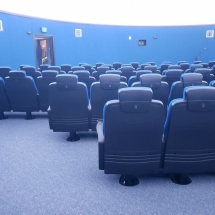 Fixed Seating Installation at US Air Force Academy-4