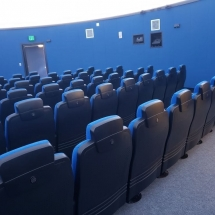Fixed Seating Installation at US Air Force Academy-6