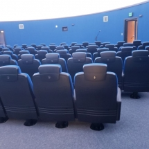 Fixed Seating Installation at US Air Force Academy-7