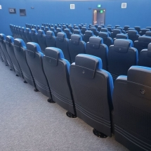 Fixed Seating Installation at US Air Force Academy-9