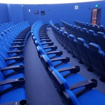 Fixed Seating Installation at US Air Force Academy-10
