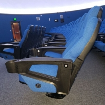 Fixed Seating Installation at US Air Force Academy-12