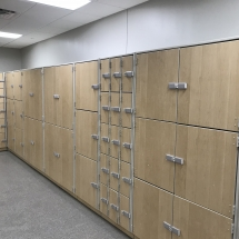 GearBoss Shelving and Instrument Storage Cabinets Installation at Delta State University-Photo Nov 08, 9 12 46 PM