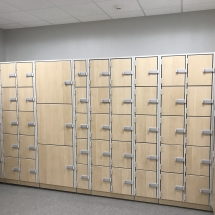 GearBoss Shelving and Instrument Storage Cabinets Installation at Delta State University-Photo Nov 08, 9 12 47 PM