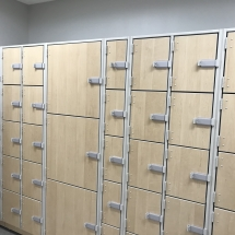GearBoss Shelving and Instrument Storage Cabinets Installation at Delta State University-Photo Nov 08, 9 12 48 PM