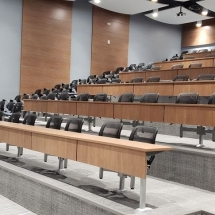 20190123_174523_Fixed Seating & Lecture Hall Table Installation at Kent State University