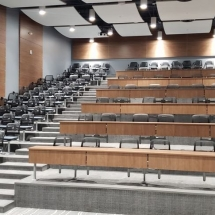 20190123_174547_Fixed Seating & Lecture Hall Table Installation at Kent State University