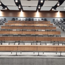 20190123_174549_Fixed Seating & Lecture Hall Table Installation at Kent State University