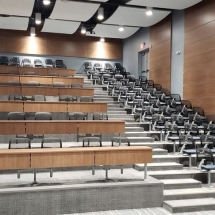 20190123_174551_Fixed Seating & Lecture Hall Table Installation at Kent State University