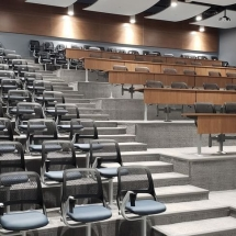 20190123_174714_Fixed Seating & Lecture Hall Table Installation at Kent State University