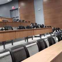 20190123_174743_Fixed Seating & Lecture Hall Table Installation at Kent State University