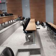 20190123_174803_Fixed Seating & Lecture Hall Table Installation at Kent State University