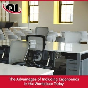 The Advantages of Including Ergonomics in the Workplace Today