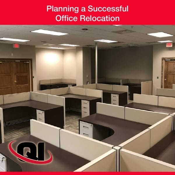 Planning A Successful Office Relocation