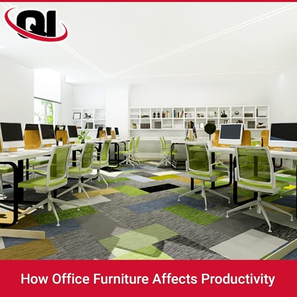 How Office Furniture Affects Productivity