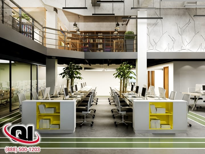 How Custom Office Furniture Benefits Your Business
